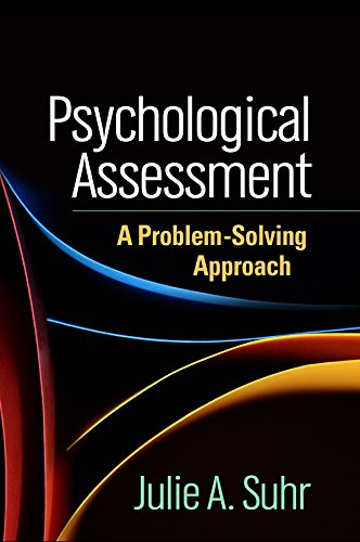 Psychological Assessment: A Problem-Solving Approach (Evidence-Based Practice in Neuropsycholo) Pdf