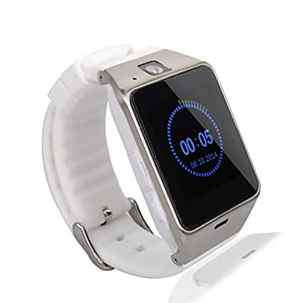 Amazon.com: Gv18 Smart Watch Phone Waterproof NFC Camera for ...