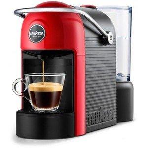 Lavazza-Jolie-Mquina-de-caf-en-cpsulas-06L-1tazas-Negro-Rojo-Cafetera-Independiente-Semi-automtica-Mquina-de-caf-en-cpsulas-Lavazza-A-Modo-Mio-Cpsula-de-caf-Negro-Rojo