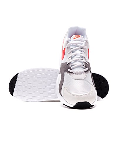 Vast white Pantheos Gymnastics Grey Red Shoes Men 's NIKE g Habanero HaXxqx