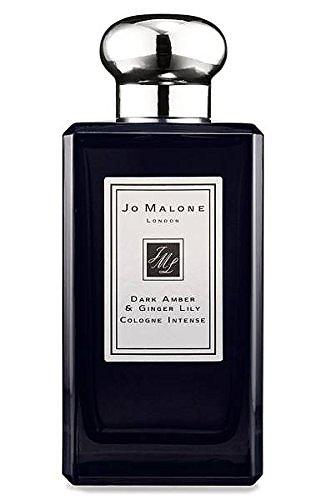 Jo Malone Fragrance Colonge Spray for Unisex 100ml/3.4 Fl oz. with Box - Dark Amber & Ginger Lily by Jo Malone