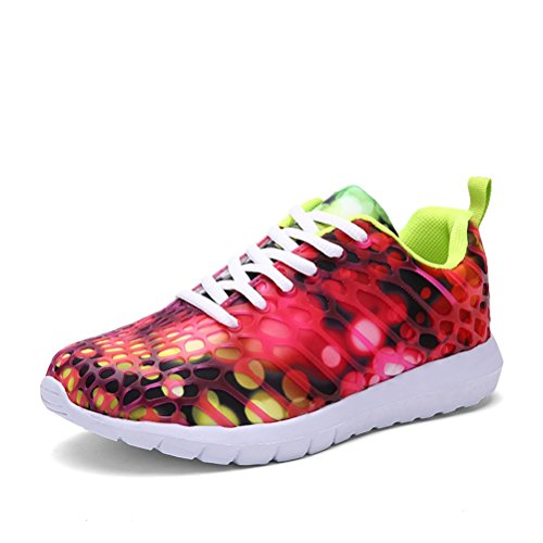 Chaussures Unisexe Chaussures Hommes Respirant Course Baskets Chaussures Top 37 Couples Rose Bas Casual Rose Femmes Hommes Color Léger 38 de Casual Casual rqqxwa0Bt
