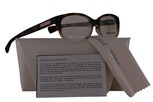 Michael Kors MK8020 Mitzi V Eyeglasses 53-16-135 Tortoise Crystal w/Demo Lens 3125 MK - Eyeglass Kors 2016 Frames Michael