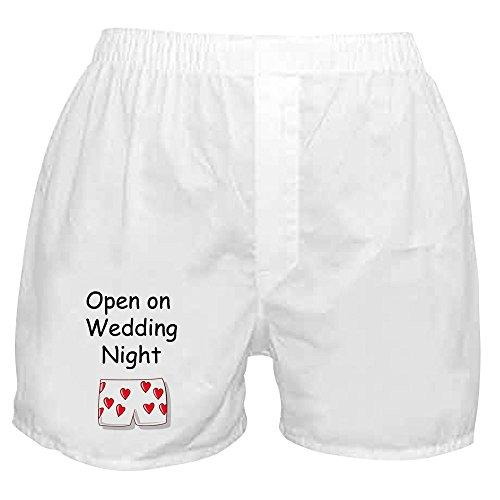 Groom Boxer Shorts (CafePress - Groom Intimate Designs - Novelty Boxer Shorts, Funny Underwear)