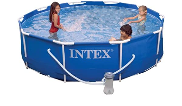 Intex 56998EG - Piscina (Piscina con anillo hinchable ...