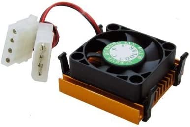 486 procesador CPU Cooler – Disipador de calor + ventilador ...