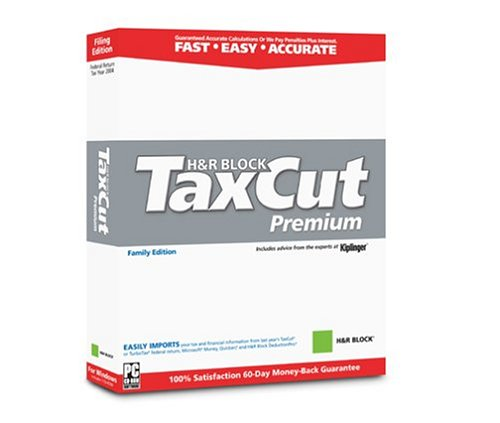 TaxCut 2004 Premium [OLD VERSION]
