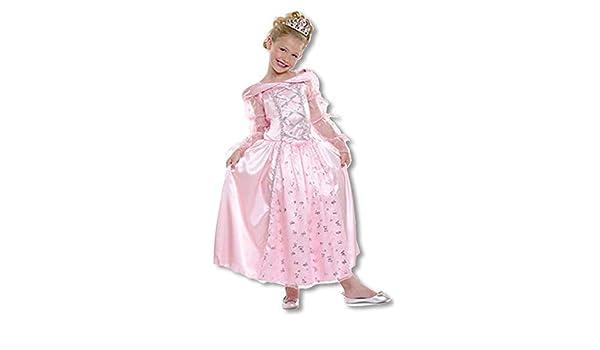 Niño Disfraz Princesa con Tiara, M - 122-128: Amazon.es: Juguetes ...