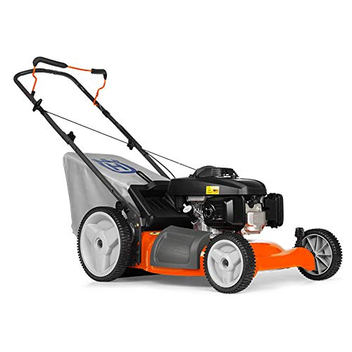 961330030 3-In-1 Push Lawn Mower, High-Wheel, 160cc Engine, 21-In - Husqvarna 7021P
