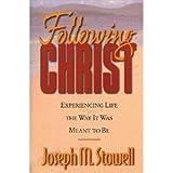 Following Christ, Joseph M. Stowell, 0913367710