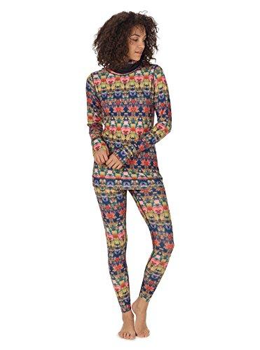 Burton Women's Midweight Pants, Kaleidoscope, Medium by Burton (Image #2)