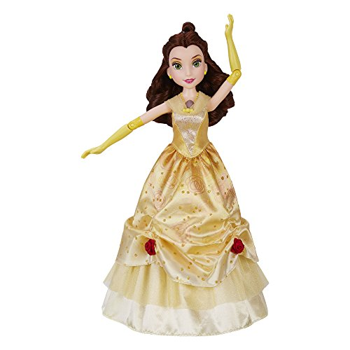 Dance Code featuring Disney Princess Belle