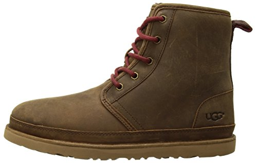 UGG - HARKLEY WATERPROOF - grizzly Braun (grizzly)
