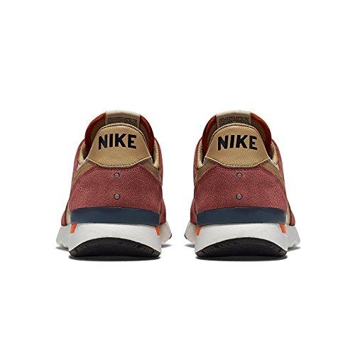 Nike Men's Archive '83.m Running Shoes, Blue Brown / Beige / White (Terra Brown/Flt Gold-flat Opal)