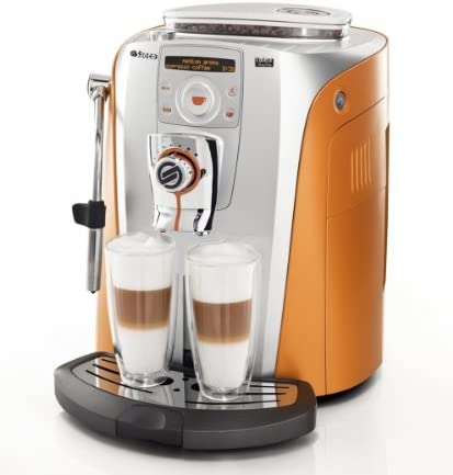Saeco 10002777 Talea Ring Plus - Cafetera automática, color plateado: Amazon.es: Hogar
