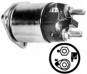 Standard Motor Products SS258 Solenoid STISS258