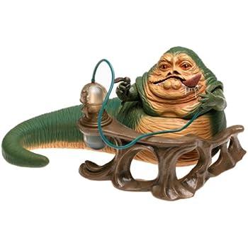 Star Wars Jabba the Hutt Deluxe Figure