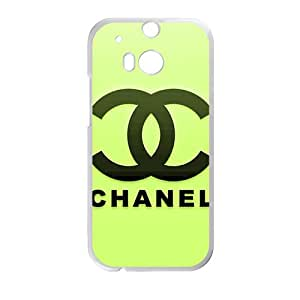 Hope-Store Famous brand logo Chanel design fashion cell phone case for HTC One M8