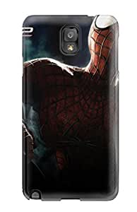 Galaxy Note 3 Hard Back With Bumper Silicone Gel Tpu Case Cover The Amazing Spider-man 26
