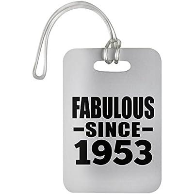 Birthday Luggage Tag, Fabulous Since 1953 - Luggage Tag hot sale
