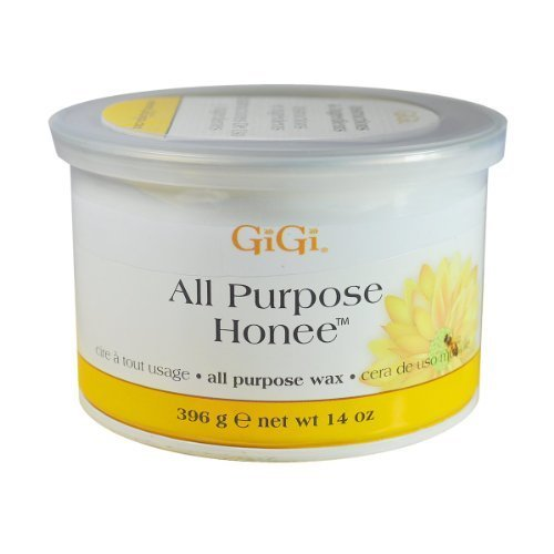 Facial Honee Wax - GiGi All Purpose Honee Wax - 14 oz - 3 Pack