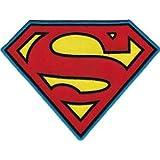 C&D Visionary DC Comics Super Hero Patches-Superman Insignia, 6 X 8 X 1 inches.