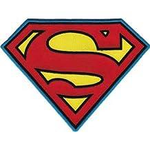 "C&D Visionary DC Comics Patch, Superman Insignia 7.5""X10"""