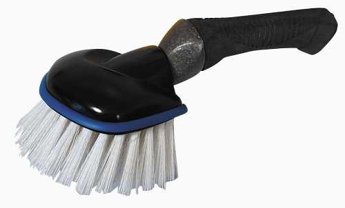 Carrand 92036 Deluxe Grip Tech Tire and Bumper Brush