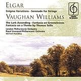 Elgar Enigma Variations, Vaughan Williams The Lark Ascending