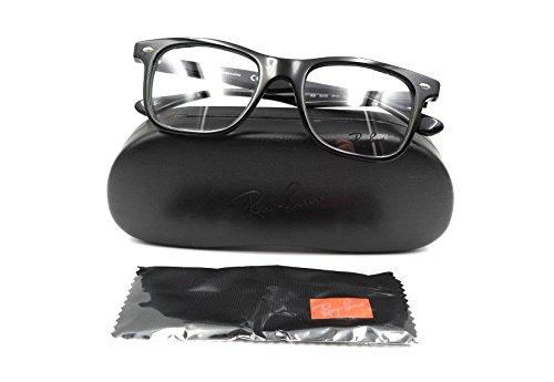 d6d3b81cc0 Ray-Ban Men s RX5248 Eyeglasses Shiny Black 49mm – Suria Eyecare