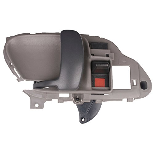 1995 1996 1997 1998 1999 Chevrolet Pickup GRAY LH Drivers Side Inside Door Handle for Chevy Pickup Left Hand Driver Interior Handle 95 96 97 98 99 for sale