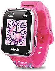 VTech Kidizoom Connect DX2 Smartwatch – roze – smartwatch voor kinderen