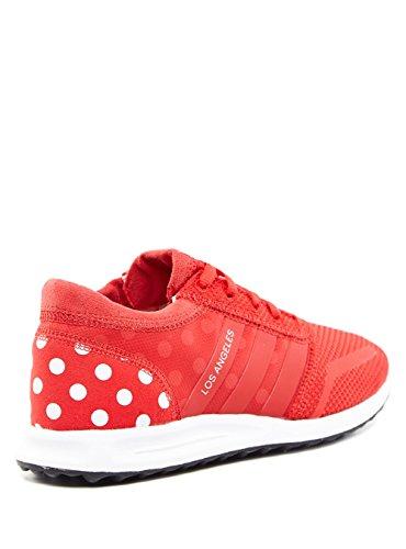 adidas Los Angeles W - Zapatillas para mujer Rojo / Blanco