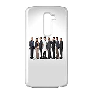 NCIS Cast LG G2 Cell Phone Case White&Phone Accessory STC_992092
