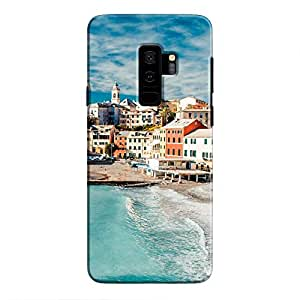 Cover It Up - Beach Town Galaxy S9 Plus Hard Case