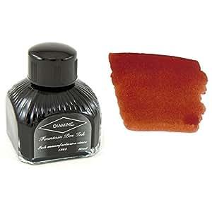 Diamine Fountain Pen Ink, 80 ml Bottle, Ancient Copper