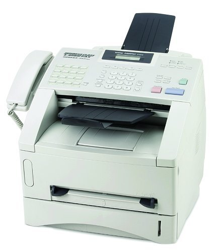 Brother FAX4100E IntelliFax Plain Paper Laser...