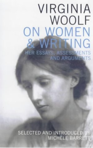 Virginia woolf on women writing her essays