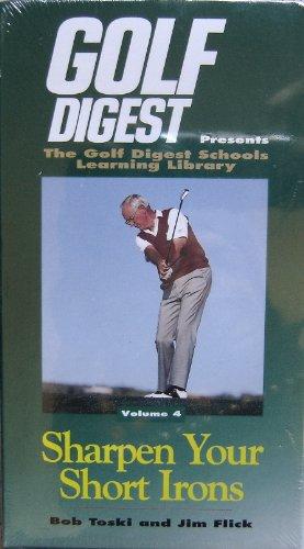 - Sharpen Your Short Irons- Golf Digest Volume 4