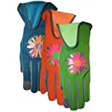 Midwest Quality Gloves 161D4-M Ladies Max Performance Synthetic Palm Glove- Medium - Quantity 12