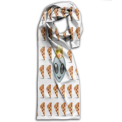 Scarf Food Emoji Wallpaper Adults Scarves Neckerchief Winter Shawl Wrap Bandelet For Men