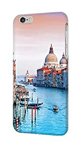 "E0982 Beauty of Venice Italy Funda Carcasa Case para IPHONE 6 PLUS (5.5"")"