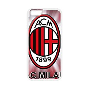 Creative Phone Case AC Milan For iPhone 6,6S Plus 5.5 Inch I567809