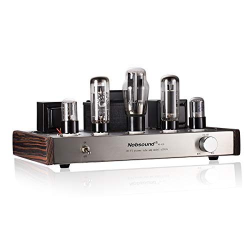 Nobsound® Luxury Aiqin L-02 HIFI EL34 Single-ended Class A Vacuum Tube Integrated Amplifier ()