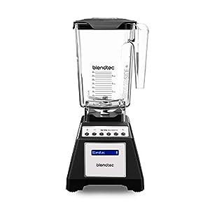 Blendtec Total Classic Original Blender - WildSide plus Jar (90 oz) - Professional-Grade Power - 6 Pre-programmed Cycles… 12