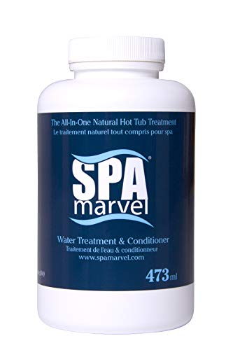 Spa Marvel Water Treatment & Conditioner 16 fl oz (Regular)