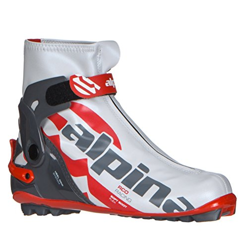 New Ski Skate (ALPINA R COMBI Cross country ski boots pair NNN NEW (44euro/10US men))