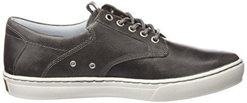 Timberland Heren Avontuur 2,0 Cupsole Leasteeple Grijze Chaos Oxford Lace Up Brogues Grijs (grijs Steeple Chaos)