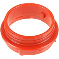 Numatic Threaded Hose Connector / Plastic Screw Neck For Henry George Charles Vacuum Cleaners