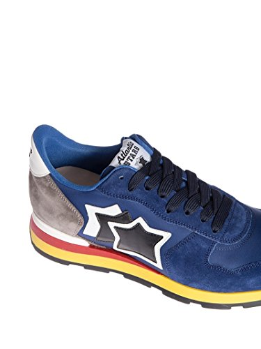 Atlantic Stars Sneakers Uomo ANTARESNN89B Pelle Blu
